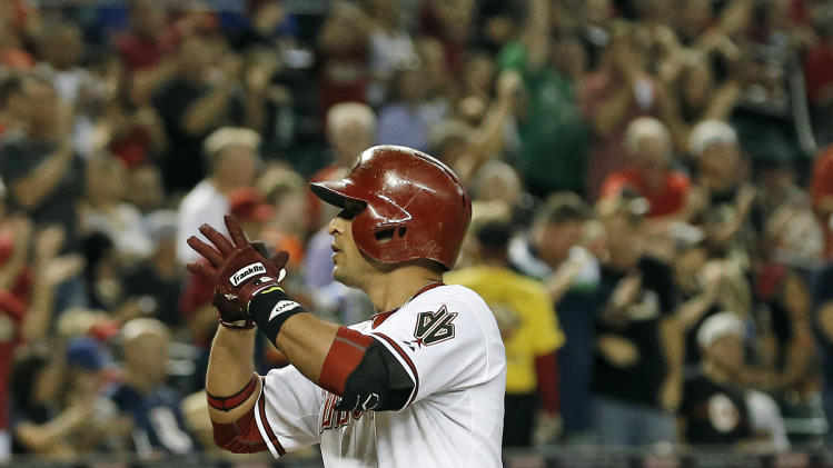 Pollock, Corbin lead Diamondbacks over Cubs 10-4
