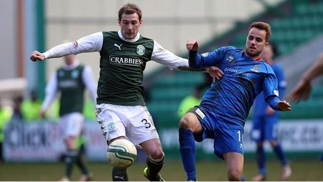 Scottish Football - Hibs land Thomson and Vine