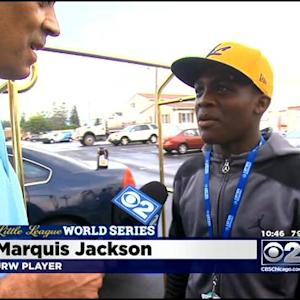 Jackie Robinson West Players Chill Out On Eve Of Big Game