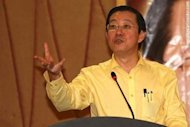 Penang Opposition leader suspended for six months