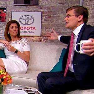 Mike Morell talks July 4 terror threat in the Toyota Green Room