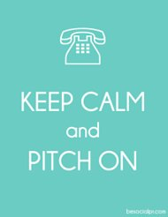 The PR Pitch: A Skill that Matters More than Ever image keepcalm