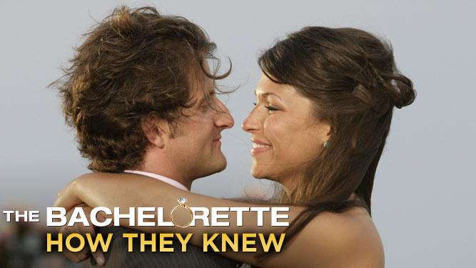 Bachelorette:  How They Knew