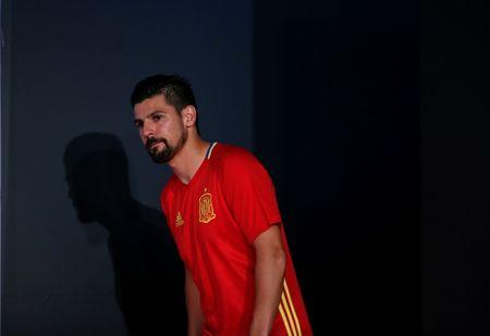 Spain News Conference - EURO 2016