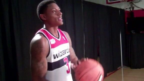 Bradley Beal's Rookie Photos