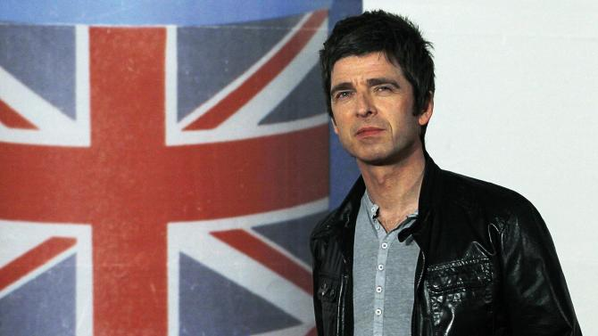 File photo of Noel Gallagher arriving for the BRIT Music Awards at the O2 Arena in London