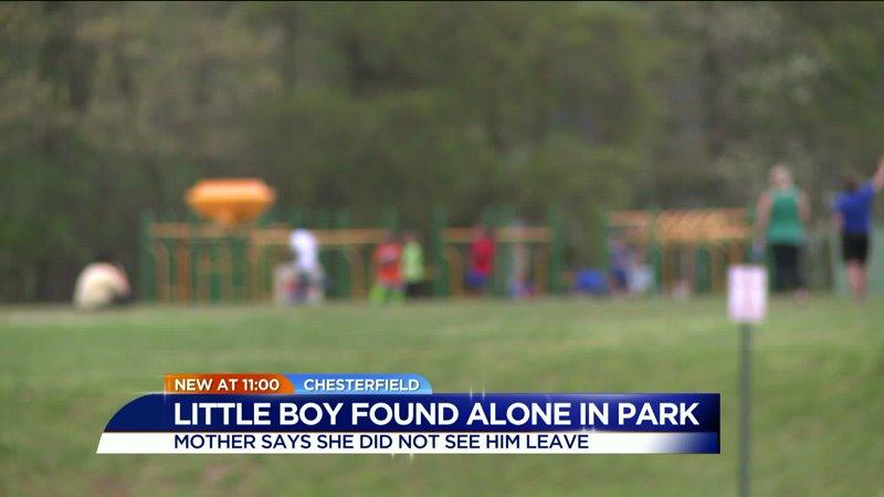 Mom Could Face Jail Time After 4-Year-Old Son Found Alone At Park
