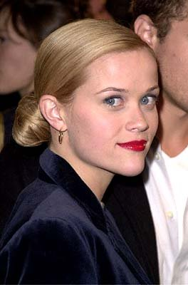 Reese Witherspoon at the Mann's Chinese Theatre premiere of New Line's Little Nicky