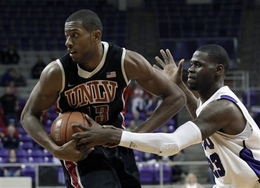 TCU upsets No. 11 UNLV 102-97 in overtime