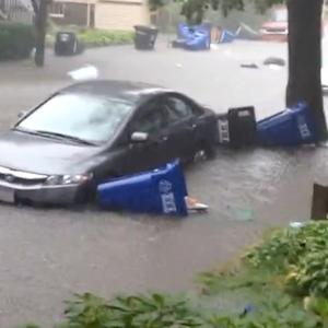 Boston area hit by massive floods