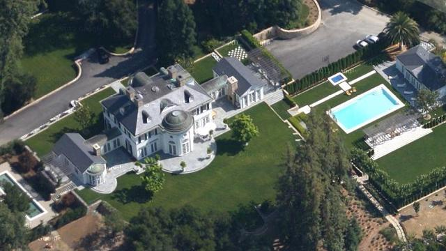 California Home May Be Second Most Expensive Property Ever Sold