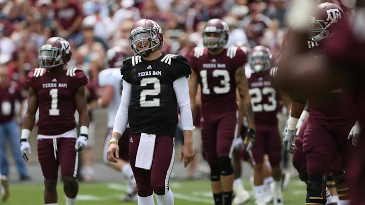 NCAA Football: Texas A&M Spring Game