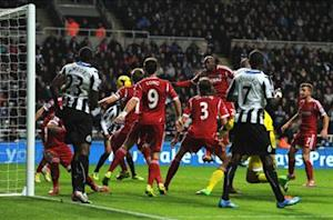 Newcastle 2-1 West Brom: Gouffran and Sissoko fire Newcastle up to fifth