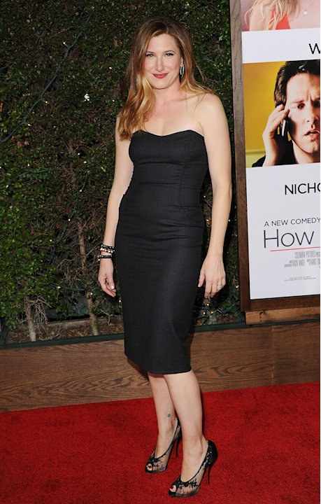 How Do You Know LA Premiere 2010 Kathryn Hahn