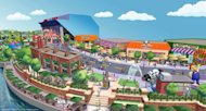 'The Simpsons' comes to life this summer at Universal Orlando