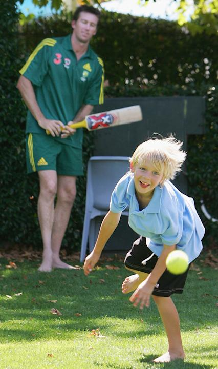 Australian Cricket Training