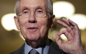 Harry Reid Has a Not-Quite-Nuclear Plan to Upend the Senate Filibuster