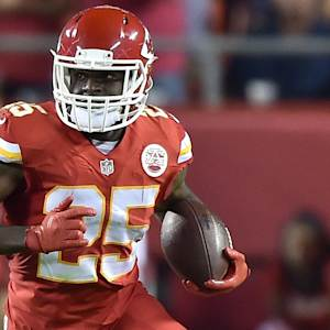 Fantasy Minute: Jamaal Charles back in charge
