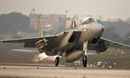 Syria Claims Israeli Jets Hit Military Facility