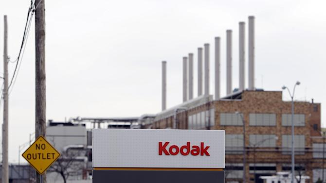 This Jan. 6, 2012 photo shows the Kodak factory in Rochester, N.Y. Eastman Kodak Co. said Tuesday, Jan. 10, 2012,  it has realigned and simplified its business structure in an effort to cut costs, create shareholder value and accelerate its long-drawn-out digital transformation. (AP Photo/David Duprey)