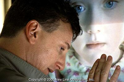 Sean Penn and Dakota Fanning in New Line's I Am Sam
