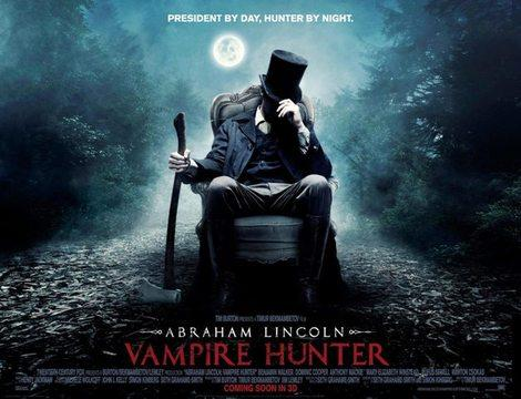 Blu-ray Review: 'Abraham Lincoln: Vampire Hunter'