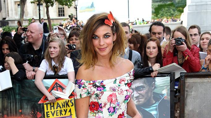 Harry Potter UK Premiere 2011 Natalia Tena