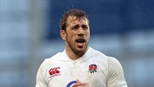 Chris Robshaw wants opposing teams to fear coming to Twickenham