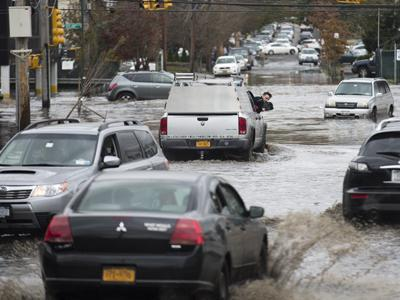Cuomo: Sandy Cost New York $32 Billion