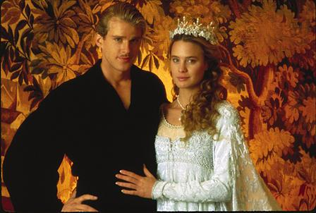"""The Princess Bride"" is a film that resonates with many ladies, and the dress was unforgettable."