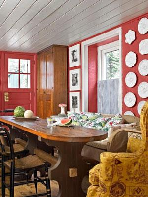 The Rustic Red