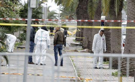 Tunisia says suicide bomber carried out bus attack claimed by Islamic State