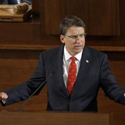 North Carolina Gov. Pat McCrory Defies GOP Legislature, Vetoes 'Ag-Gag' Bill