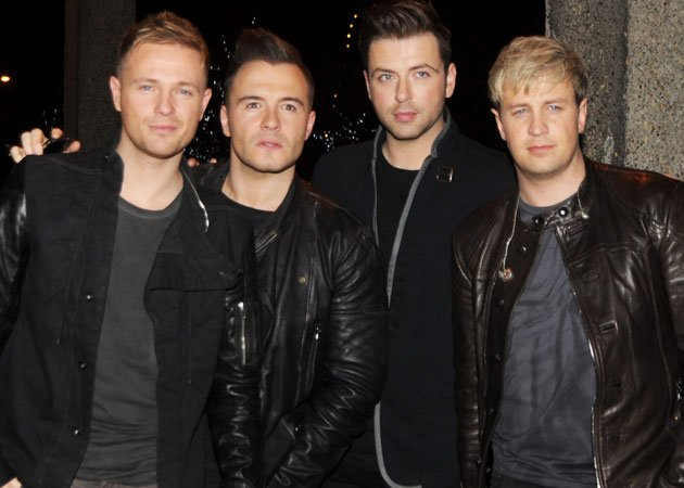 Westlife's Shane told omg! he thought the show would be brilliant