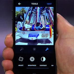 Use Instagram's advanced controls