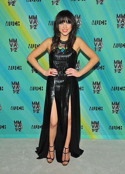 At the 2012 MuchMusic Video Awards