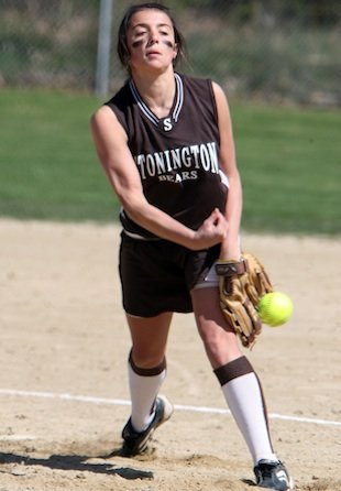 Stonington softball ace Andrea Chiaradio — The Westerly Sun