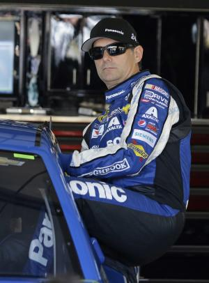 Gordon content with 2nd place finish at Sonoma