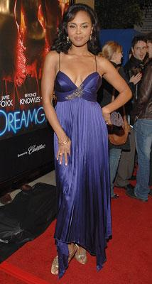 Sharon Leal at the Los Angeles premiere of DreamWorks Pictures' and Paramount Pictures' Dreamgirls