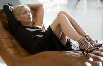 Sharon Stone in Columbia Pictures' Basic Instinct 2