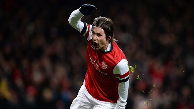 Tomas Rosicky (PA Photos)