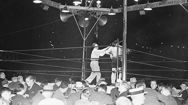 4. Joe Louis TKO1 Max Schmeling, June 22, 1938 &amp;ndash; With tensions rising between the U.S. and Germany because of the Hitler regime&amp;#39;s aggressive foreign policy, the fight had societal, as well a