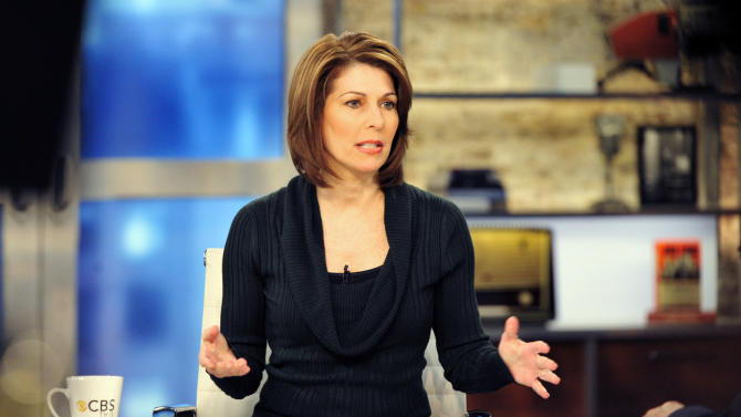 """This Jan. 13, 2012 photo released by CBS News shows Investigative Correspondent Sharyl Attkisson during a broadcast of """"CBS This Morning,"""" in New York. CBS News says private investigators found that Attkisson's computer was tampered with multiple times last year. The network said Friday, June 14, 2013, that an intruder, working remotely using Attkisson's accounts, executed commands involving the search and filtering of data. CBS said it is taking further steps to identify the intruder and how the person gained access to her computer. (AP Photo/CBS, John P. Filo)  NORTH ANMERICAN USE ONLY, MANDATORY CREDIT"""