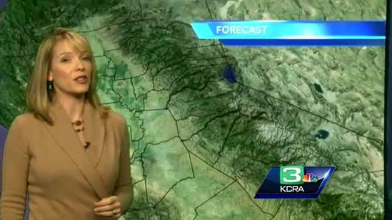 Eileen's Saturday Morning Forecast 2.9.13