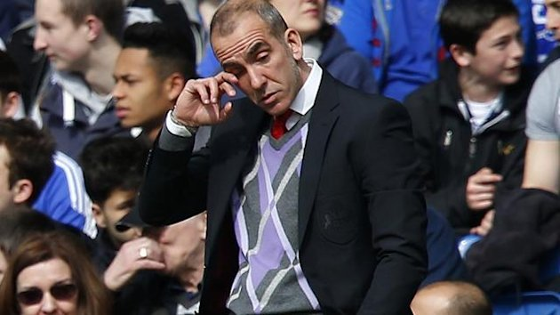 Paolo Di Canio and the lovely jumper