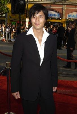 Terence Yin at the LA premiere of Paramount's Lara Croft Tomb Raider: The Cradle of Life