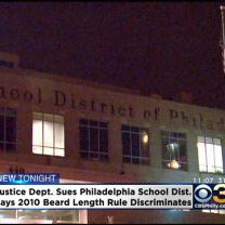 Justice Department Sues Philadelphia School District