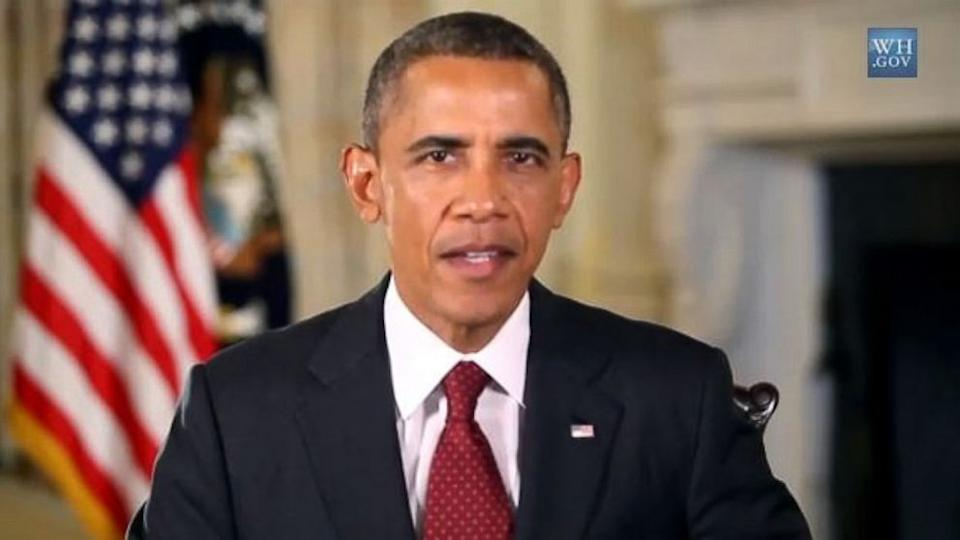 Obama Blasts Government-Shutdown Threat; GOP Wants Individual-Mandate Delay