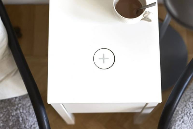 Ikea's new furniture can charge your phone, no wires necessary