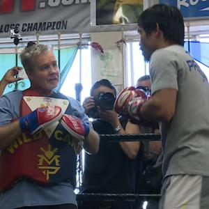 """Roach: """"We have to fight the perfect fight"""""""